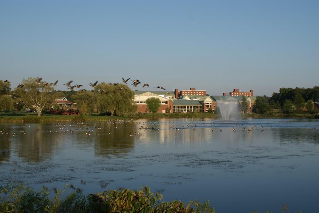 Mallory Lake, Edinboro University